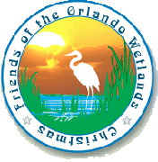 Friends of the Orlando Wetlands logo.