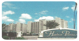 Harbour Pointe Executive Apartment for rent.