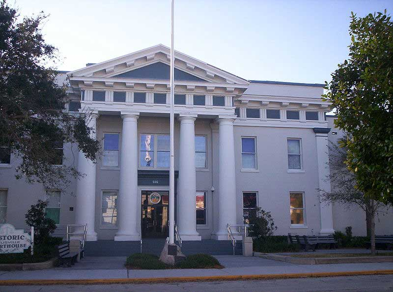 Brevard County Courthouse, Titusville, FL
