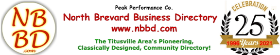 The North Brevard Business & Community Directory