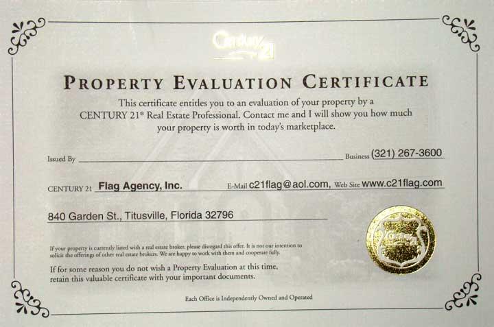 Century 21 Flag Agency Real Estate Titusville Florida