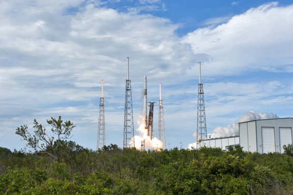 NASA Kennedy Space Center - Press Releases 2008 - 2016