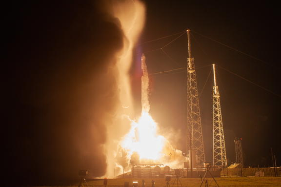 NASA Press Releases: Rocket launch status & other Kennedy