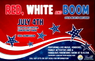 Independence Day celebration in Titusville.