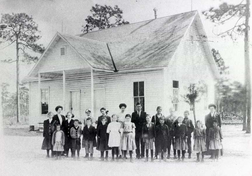 Christmas Florida Old School Photographs