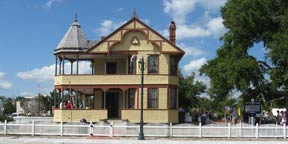 Historic Pritchard House Sanborn Insurance Maps: 1893 & 1920 on