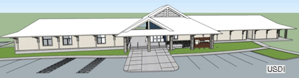 MINWR accepting Public Comments on new visitors center.