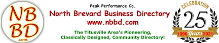 Connect throught the North Brevard Business & Community Directory